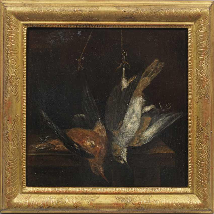 Голландский или фламандский натюрморт художники - фото 1