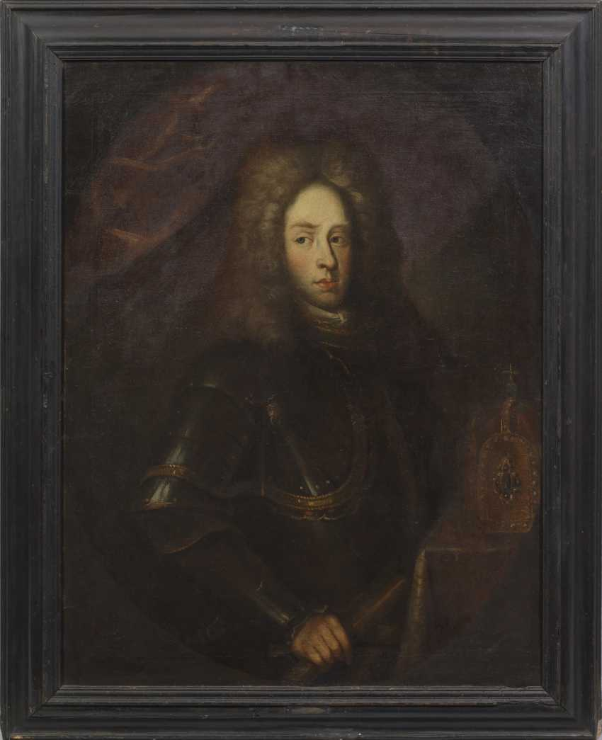 Немецкого или австрийского портретиста - фото 1