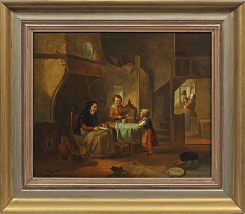 Голландский Художник - фото 1