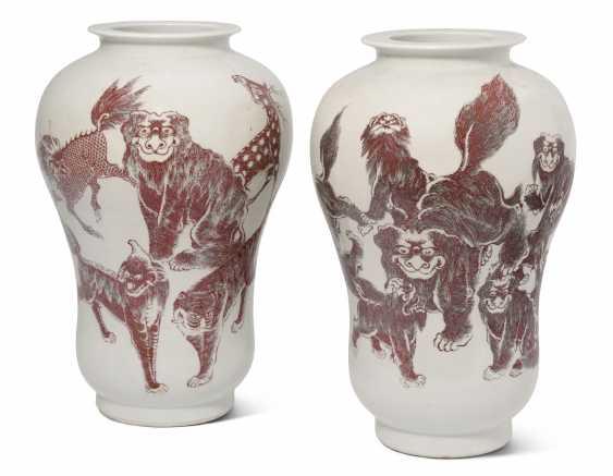1 Pair Of Vases - photo 1