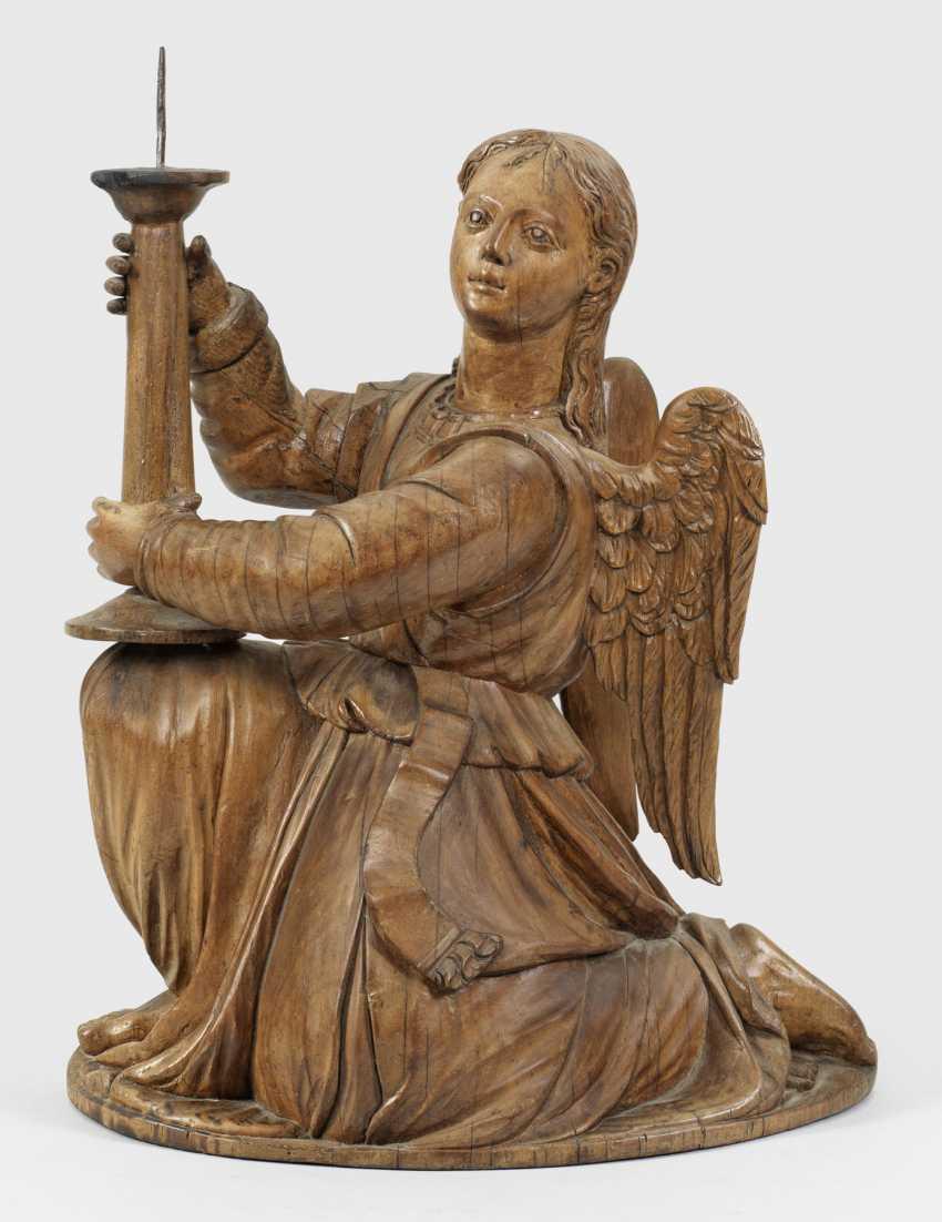 Итальянский Скульптор - фото 1