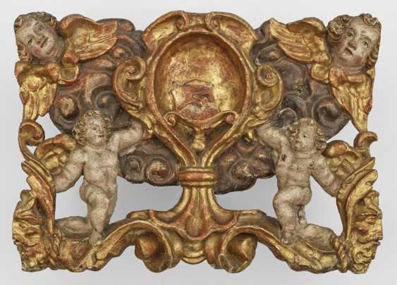 Süddeutscher резчик барокко - фото 1