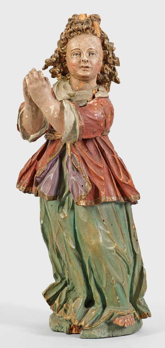 Süddeutscher скульптор барокко - фото 1