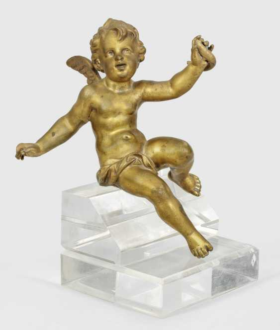 Французский Скульптор - фото 1