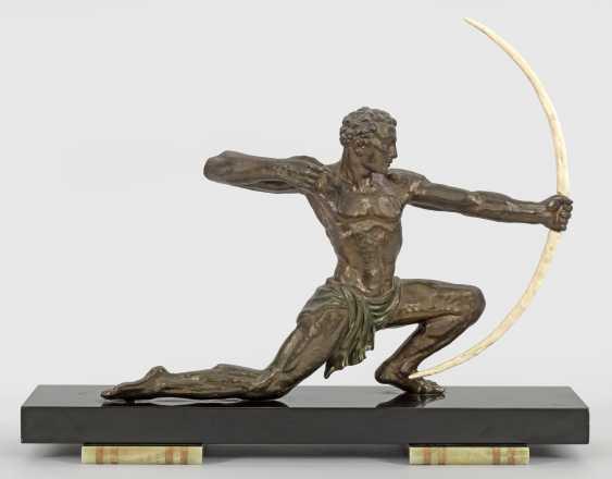 Французский скульптор АР-деко - фото 1