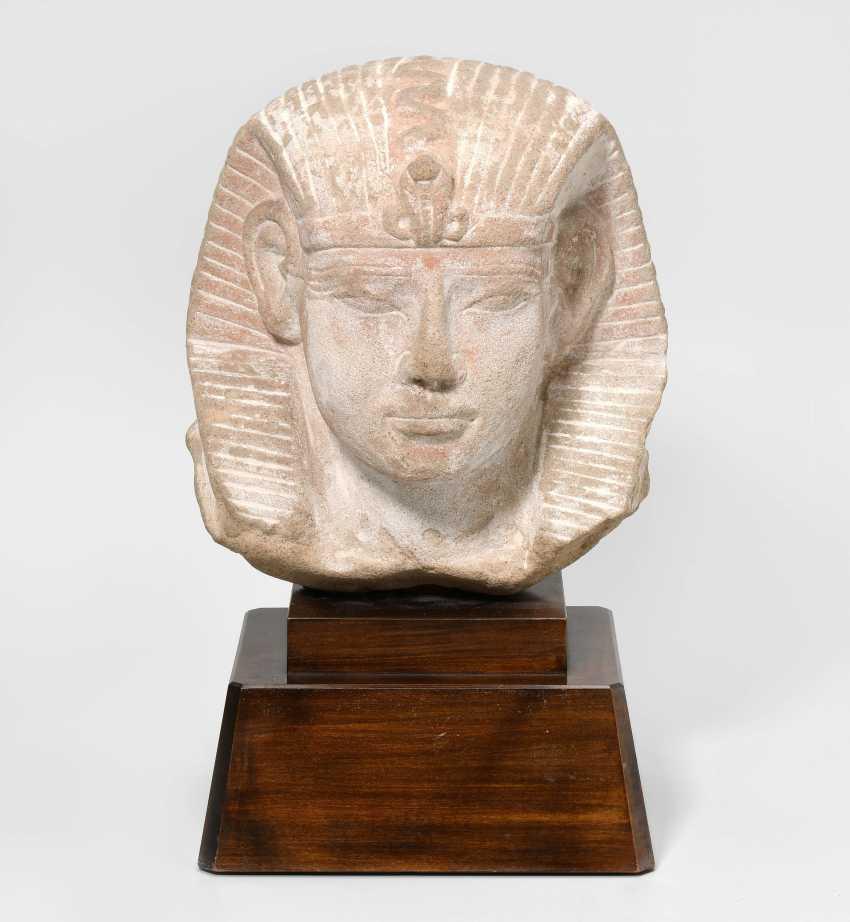 Pharaohs head - photo 1
