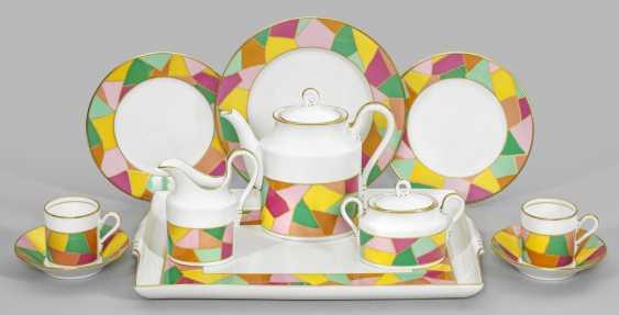 Richard Ginori Shells Pattern China Teacup