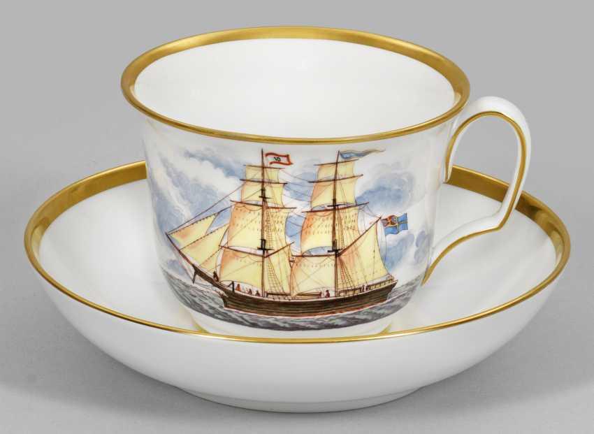 "Великий Капитан Чашка ""Alfhild"" - фото 1"