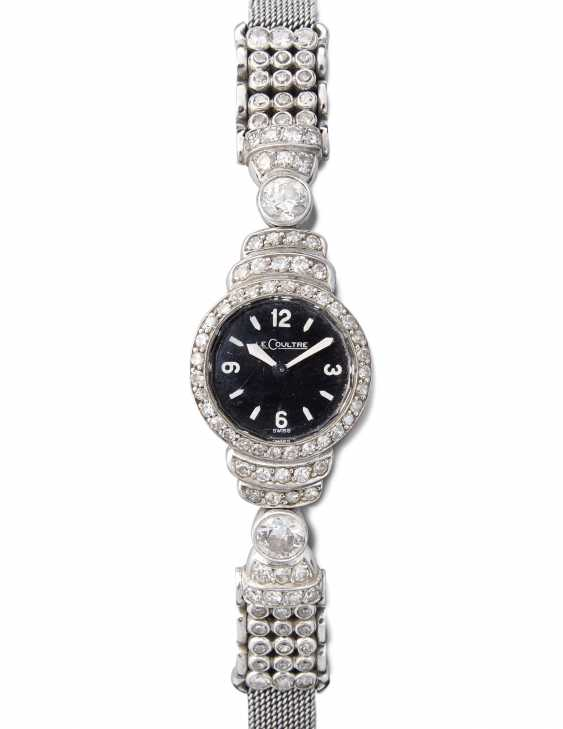 Jaeger LeCoultre Diamant-Damenarmbanduhr
