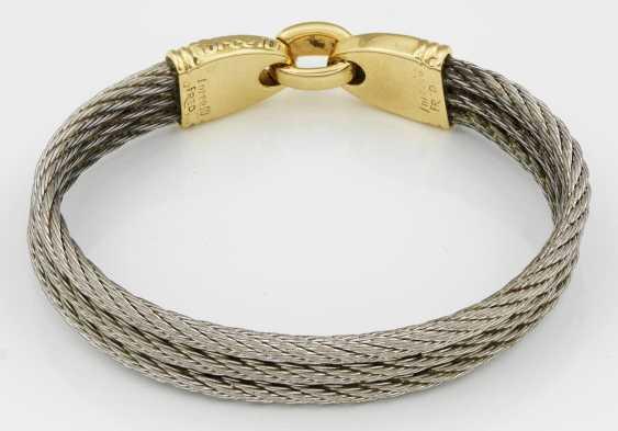 """Bracelet de Fred Joaillier """"de la Collection Force 10"""" - photo 1"""