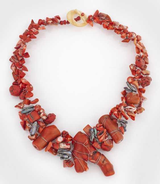 Коралловые Ожерелье - фото 1
