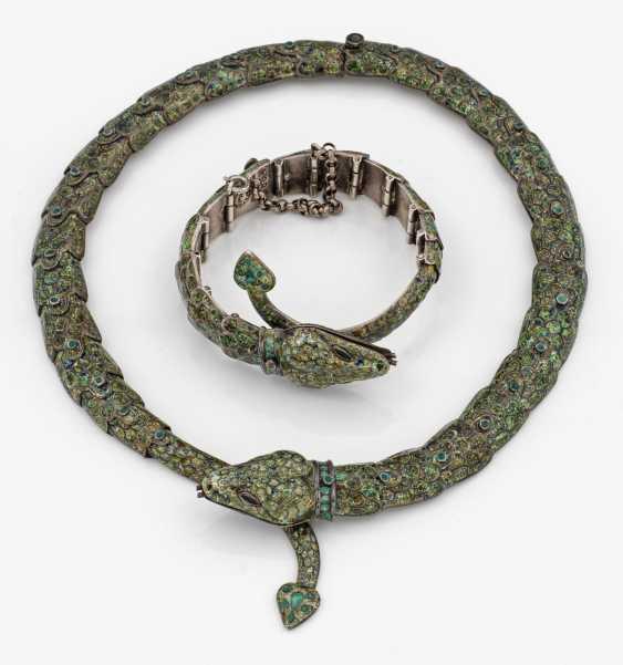 Змей-Parure - фото 1