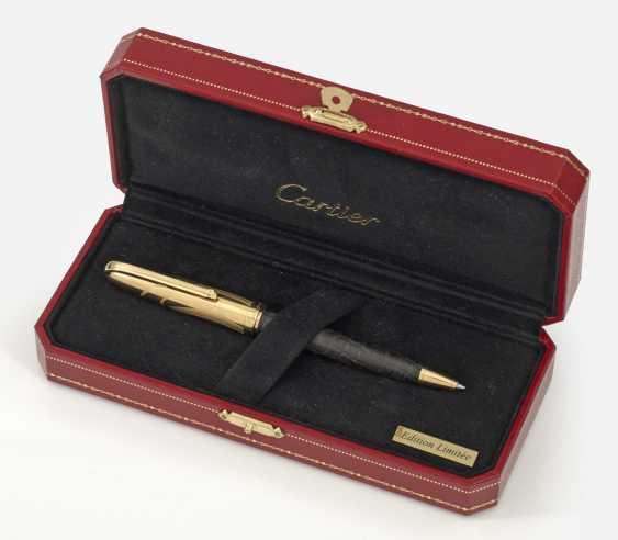 Ограниченное Cartier шариковая ручка - фото 1