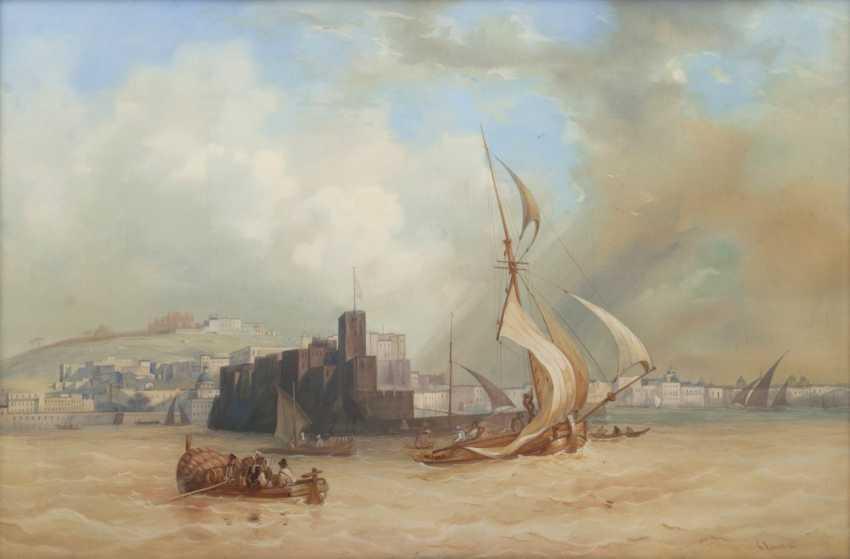 Неаполь с моря - фото 1