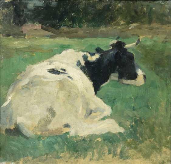 Лежащая Корова - фото 1