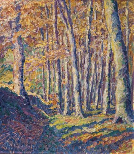 Осенний лес - фото 1