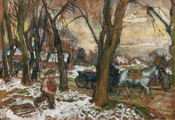 Зима в Ворпсведе - фото 1