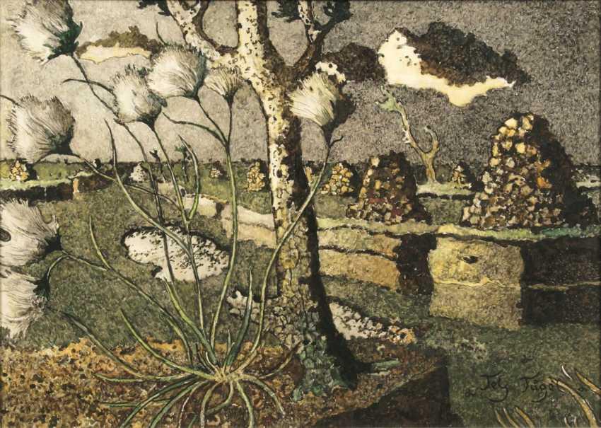 Торфяники весной ветра - фото 1