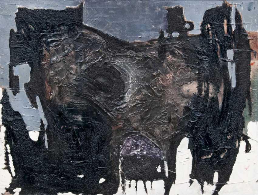 Черная Каменная Плита - фото 1