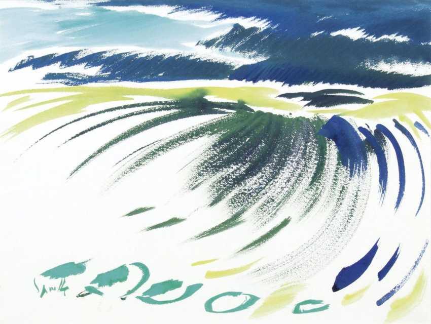 Большая Волна - фото 1