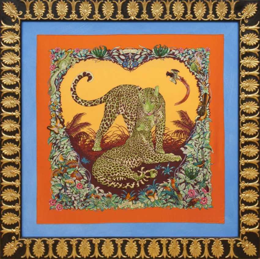 Эрмес-тач джунгли любовь в Rahmung - фото 1