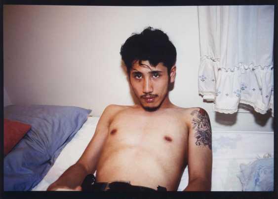 Kee в кровать, Е. Хэмптон, Нью-Йорк, 1988 - фото 1