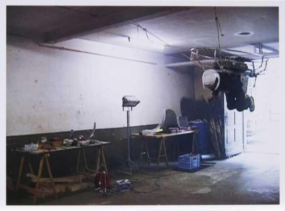 Попытка в гараже - фото 1