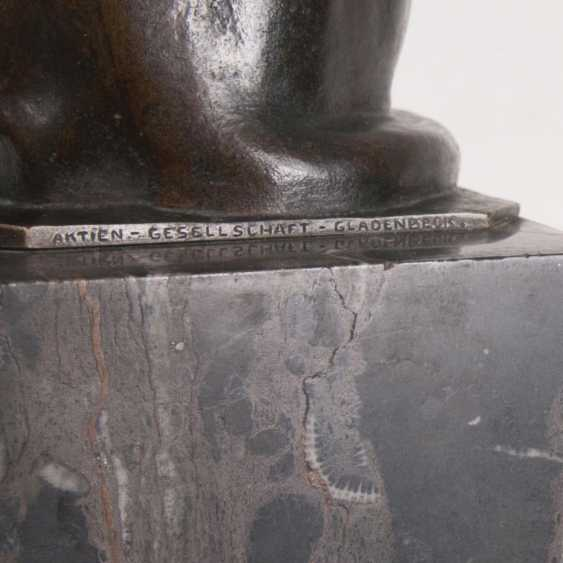 Tierfigur 'Катце Sitzende' - фото 2