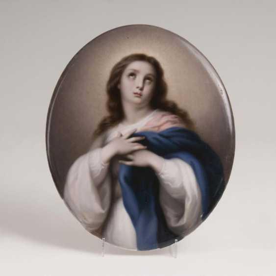 Bildplatte Овальное 'Мария Магдалена' - фото 1
