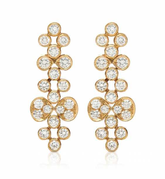 Cartier Brillant-Earrings