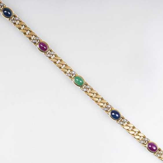 Танки gemstone браслет с отделкой - фото 1