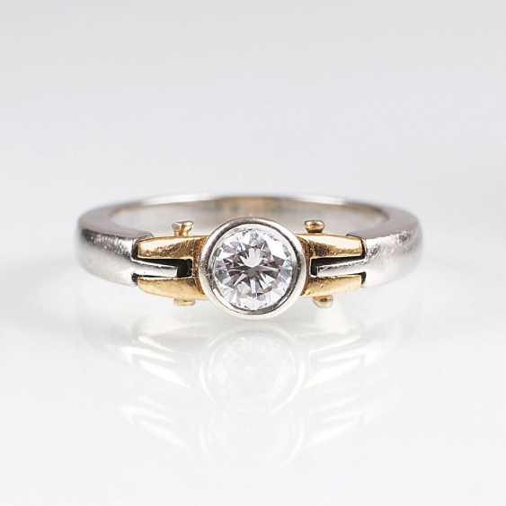 Пасьянс кольцо ювелирных Wempe - фото 1