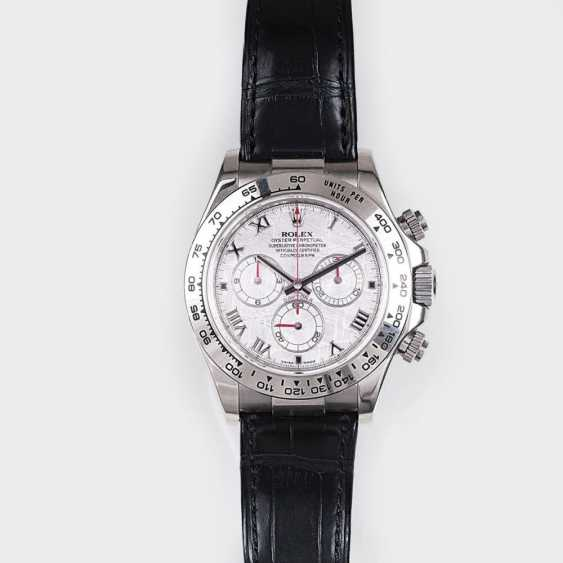 Men's wrist watch 'Oyster Perpetual Daytona with meteorite dial - photo 1