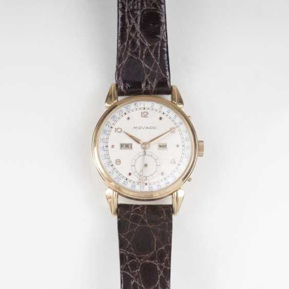 "Herren-Armbanduhr ""Triple Calendrier"" von Movado - photo 1"