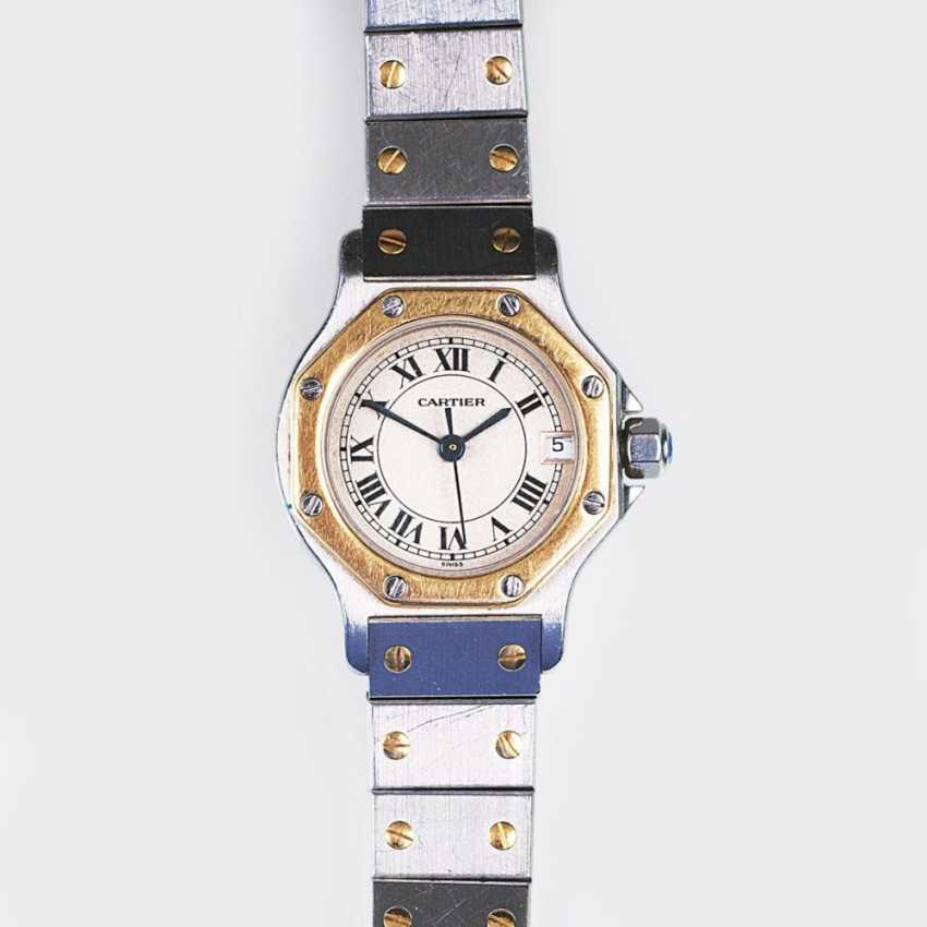 Компания Damen-Armbanduhr Сантос Ронд' - фото 1
