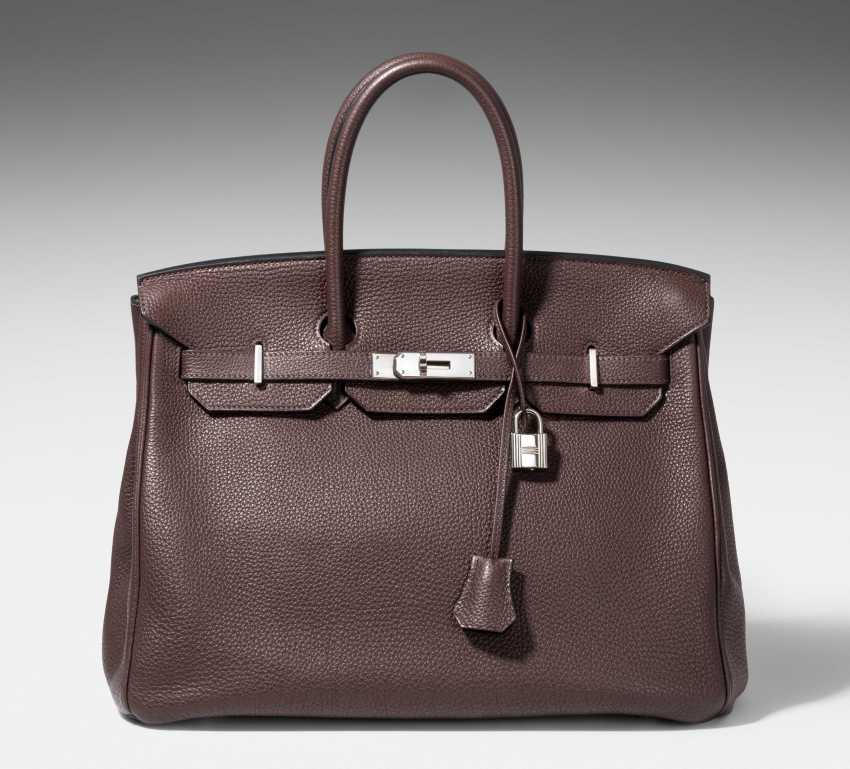 "Hermes Handtasche ""Birkin"" - photo 1"