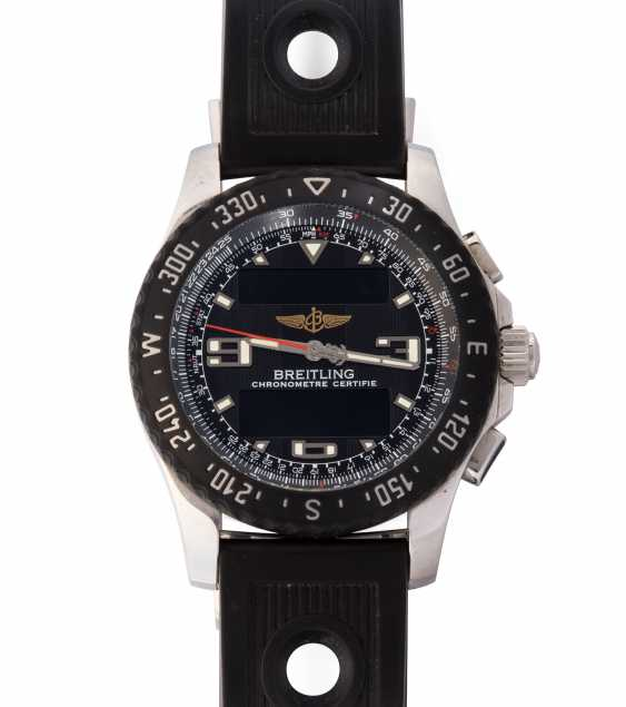 Breitling Professional Airwolf Raven - photo 1