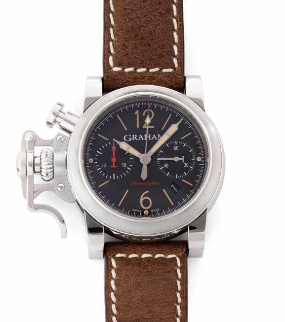 Graham Chronofighter - photo 1