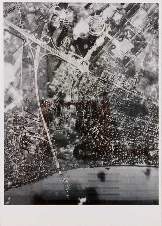 GERHARD RICHTER 1932 Dresden - lives and works in Cologne and Düsseldorf '14. FEB. 1945' (2002) - photo 1