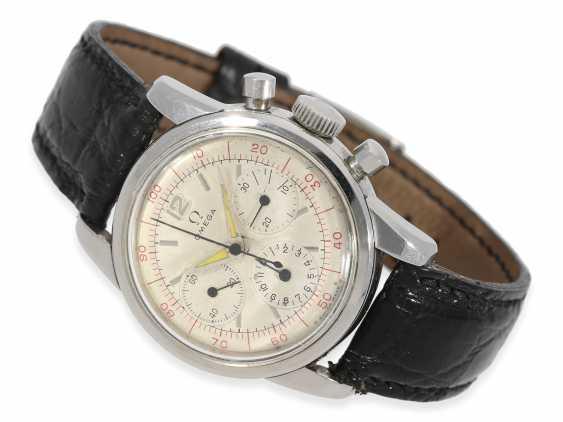 Watch: rare vintage Omega Seamaster Decimal Chronograph Ref. CK2907/1 , built in 1959 - photo 1