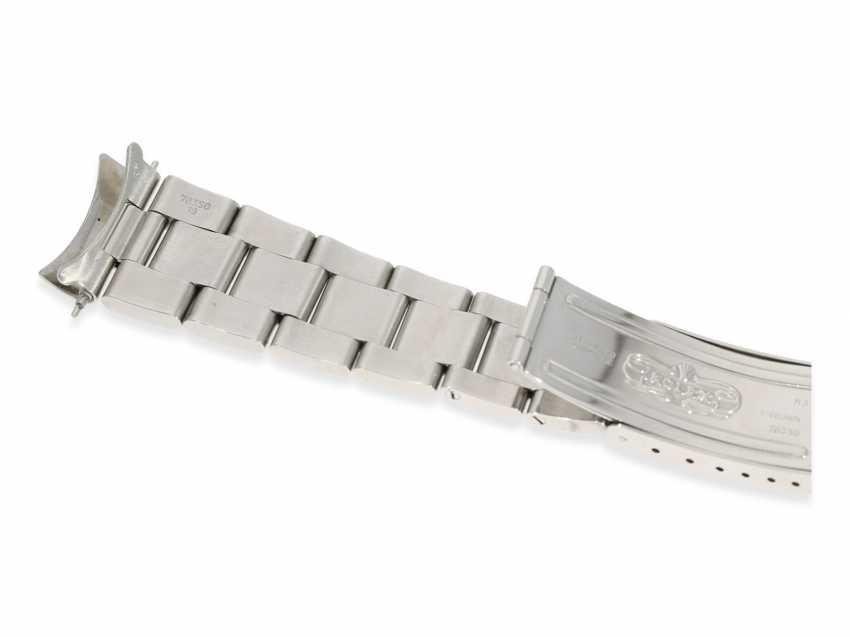 """Armbanduhr: vintage Rolex Oyster Chronograph """"Daytona"""", Ref.6265, ca.1978, Box und Servicepapiere von 2019 - Foto 13"""