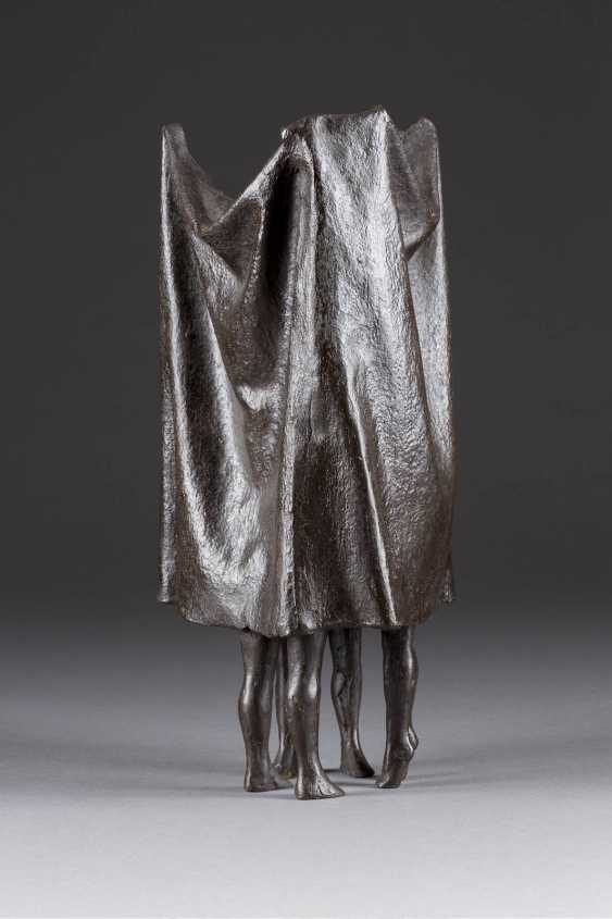 UNKNOWN image sculptor Active 2. Half of the 20. Century, THE VEILED - photo 1