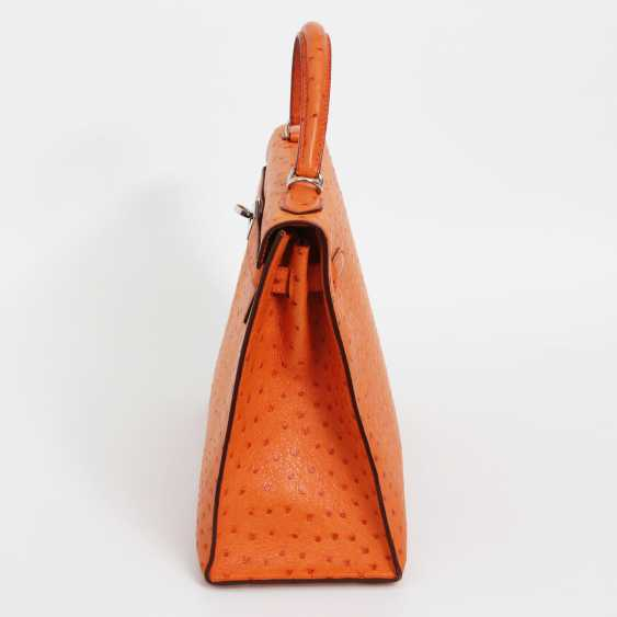 "HERMÈS exquisite icons-handle bag ""SELLIER KELLY BAG 32"" - photo 3"