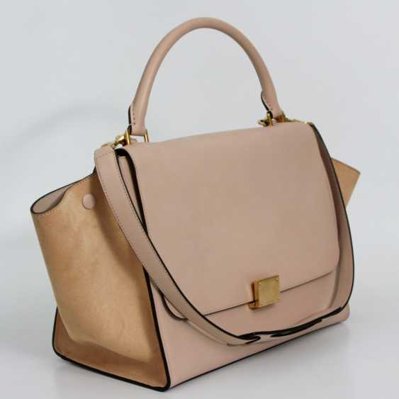 "Gene roddenberry's noble Henkel/shoulder bag ""TRAPEZE BAG SMALL"". - photo 2"
