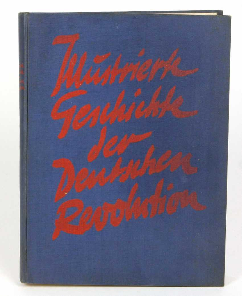 Illustrated history of the German Revolution - photo 1