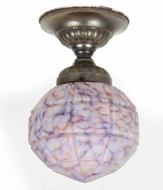 Потолочный светильник 1920-х Jahrere - фото 1
