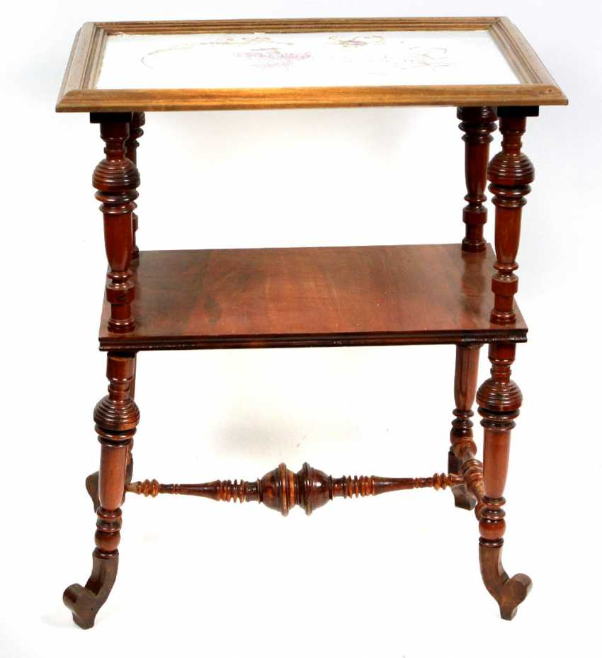 Historicism side table 1880 - photo 1