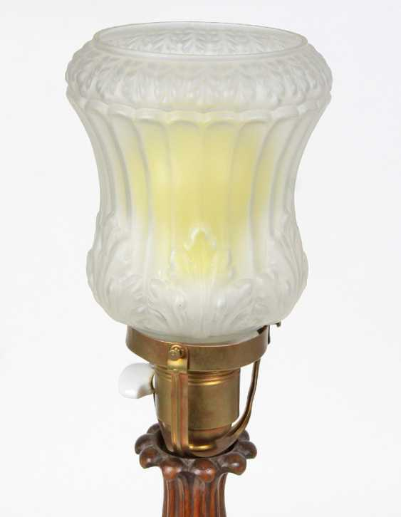 Historicism table lamp 1880 - photo 3