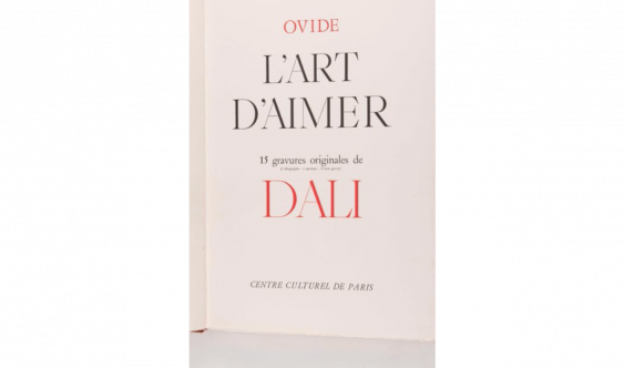 OVID – DALI (Salvador) - The Art of loving. - photo 3