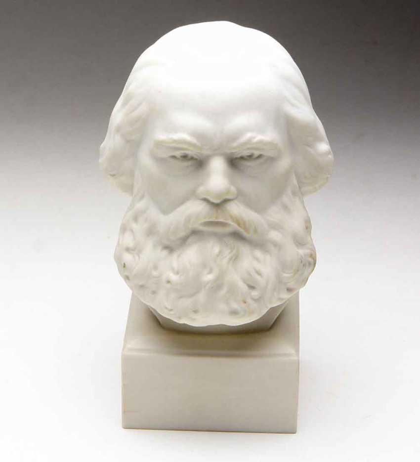 Meissen, Karl Marx Bust - photo 1